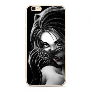 Pouzdro iPhone 11 (6,1) Catwoman vzor 004