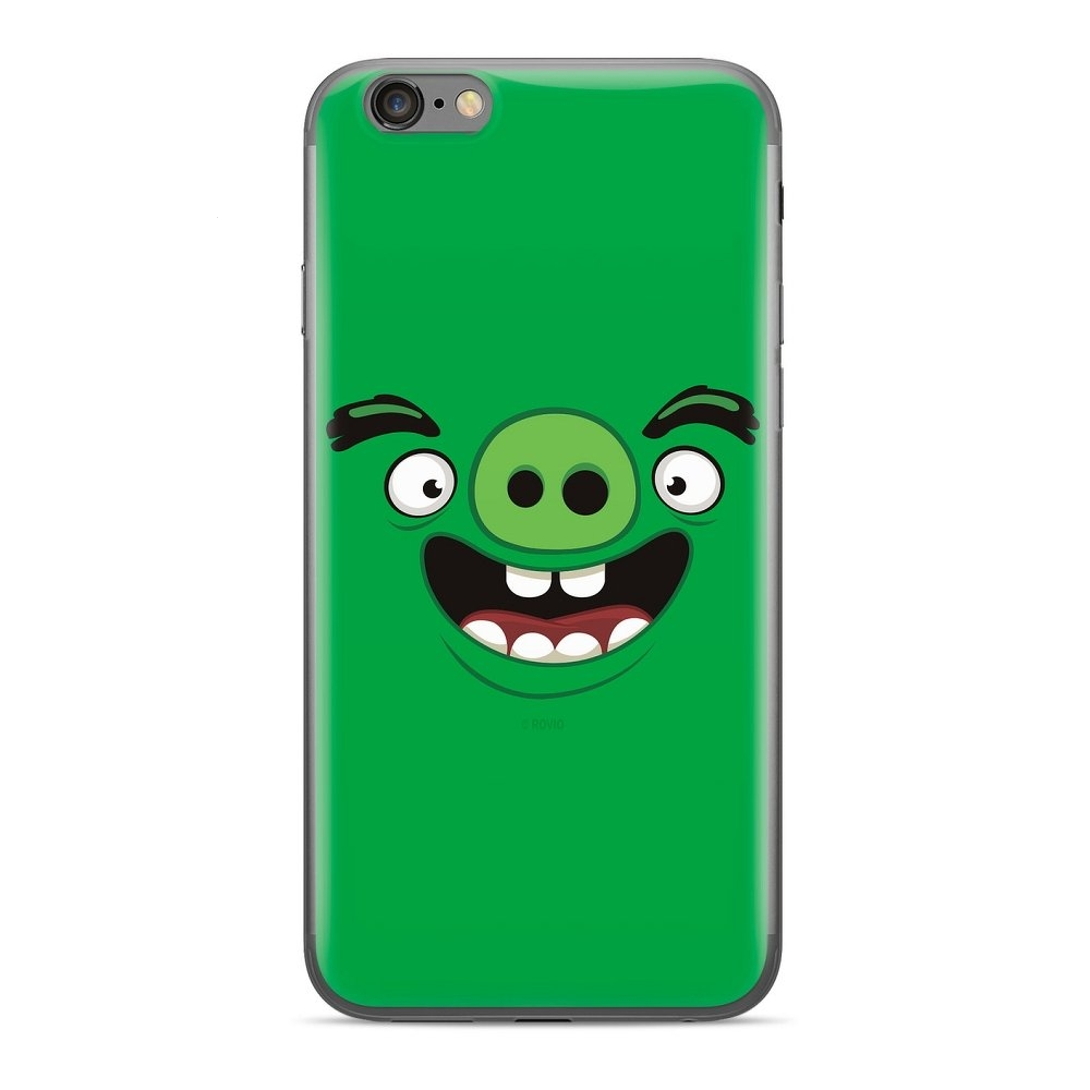 Pouzdro iPhone 11 Pro Max (6,5) Angry Birds pigs vzor 014
