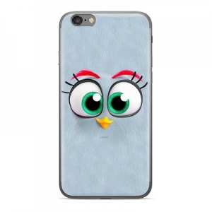 Pouzdro iPhone 5, 5S, SE Angry Birds Lady vzor 006