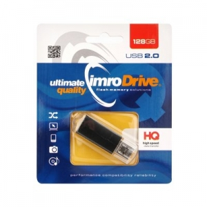 USB Flash Disk (PenDrive) IMRO Black 128GB