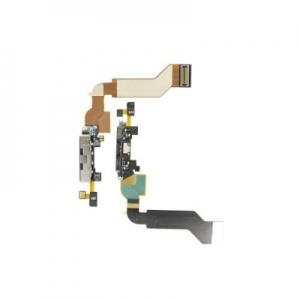 Flex iPhone 4S s dobíjecím konektorem bílá