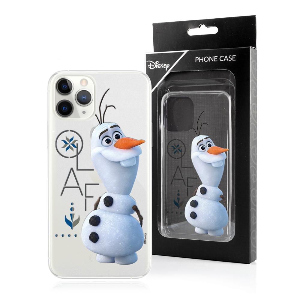Pouzdro iPhone 11 Pro Max (6,5) Olaf Frozen vzor 004