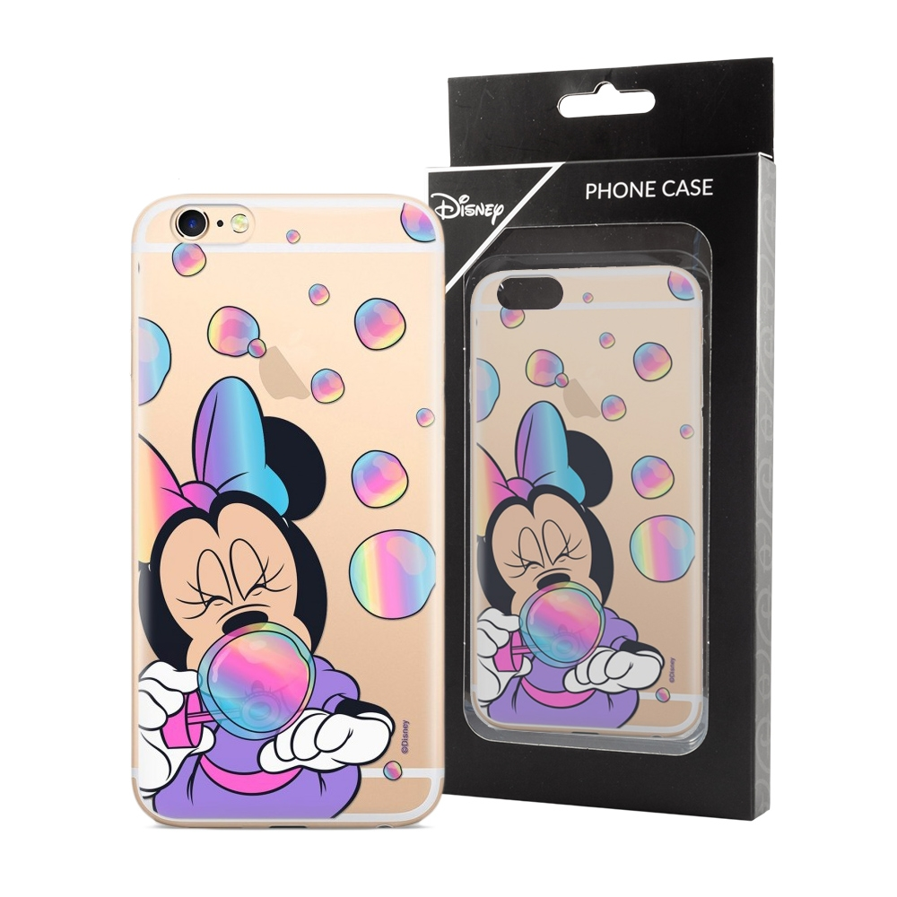 Pouzdro iPhone X, XS (5,8) Minnie Mouse vzor 052