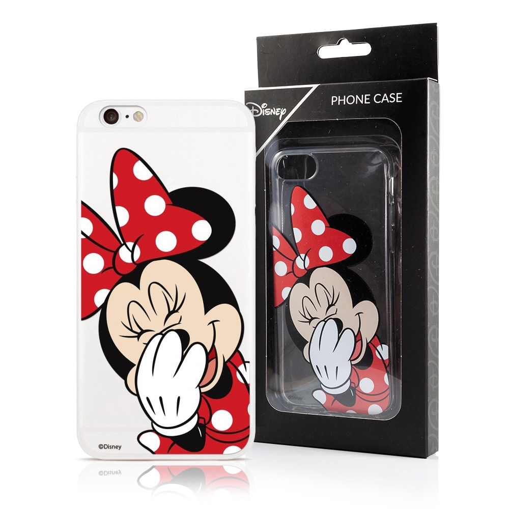 Pouzdro iPhone X, XS (5,8) Minnie Mouse vzor 006
