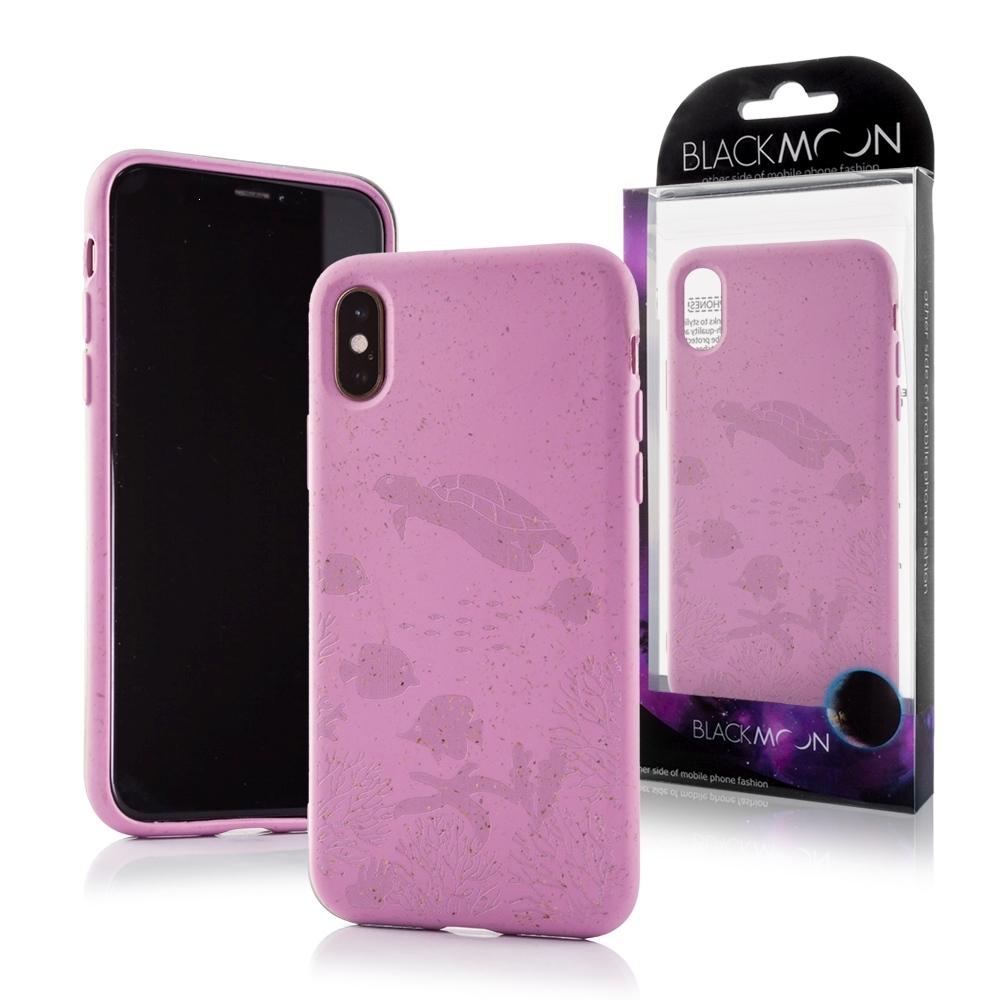 Pouzdro Bio Case Huawei P Smart (2019), OCEAN barva růžová
