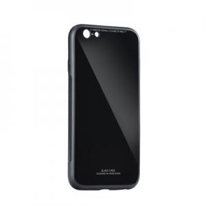 Pouzdro Glass Case Xiaomi Redmi Note 8T, barva černá