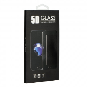 Tvrzené sklo 5D FULL GLUE Huawei P40 LITE E černá