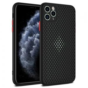 Pouzdro Breath Case Huawei P40 Pro, barva černá