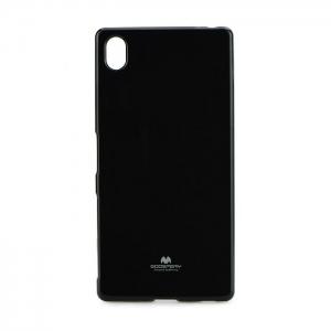 Pouzdro MERCURY Jelly Case Samsung A515 Galaxy A51 černá