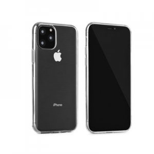 Pouzdro Back Case Ultra Slim 0,3mm Samsung A415 Galaxy A41 transparentní