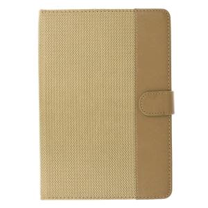 "Pouzdro na tablet 10"" Sensitive book, barva zlatá"