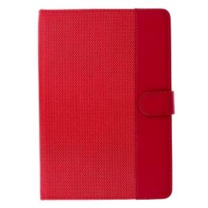 "Pouzdro na tablet 10"" Sensitive book, barva červená"