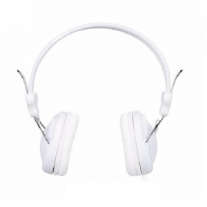 Sluchátka HOCO Manno W5 barva bílá