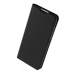 Pouzdro Dux Duxis Skin Pro Huawei Y6p, barva černá