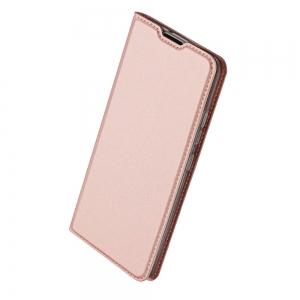 Pouzdro Dux Duxis Skin Pro Huawei P30 Lite, barva rose gold