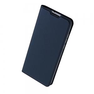 Pouzdro Dux Duxis Skin Pro iPhone 7, 8, SE 2020 (4,7), barva modrá