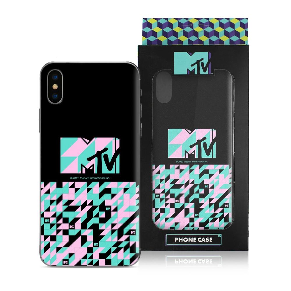 Pouzdro iPhone 6, 6S (4,7) MTV vzor 021