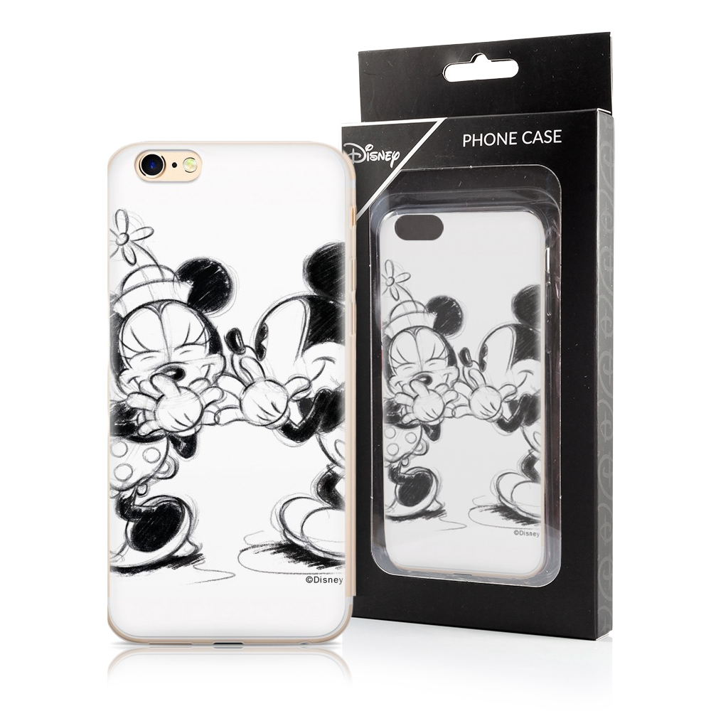 Pouzdro iPhone 6, 6S (4,7) Minnie Mouse vzor 010
