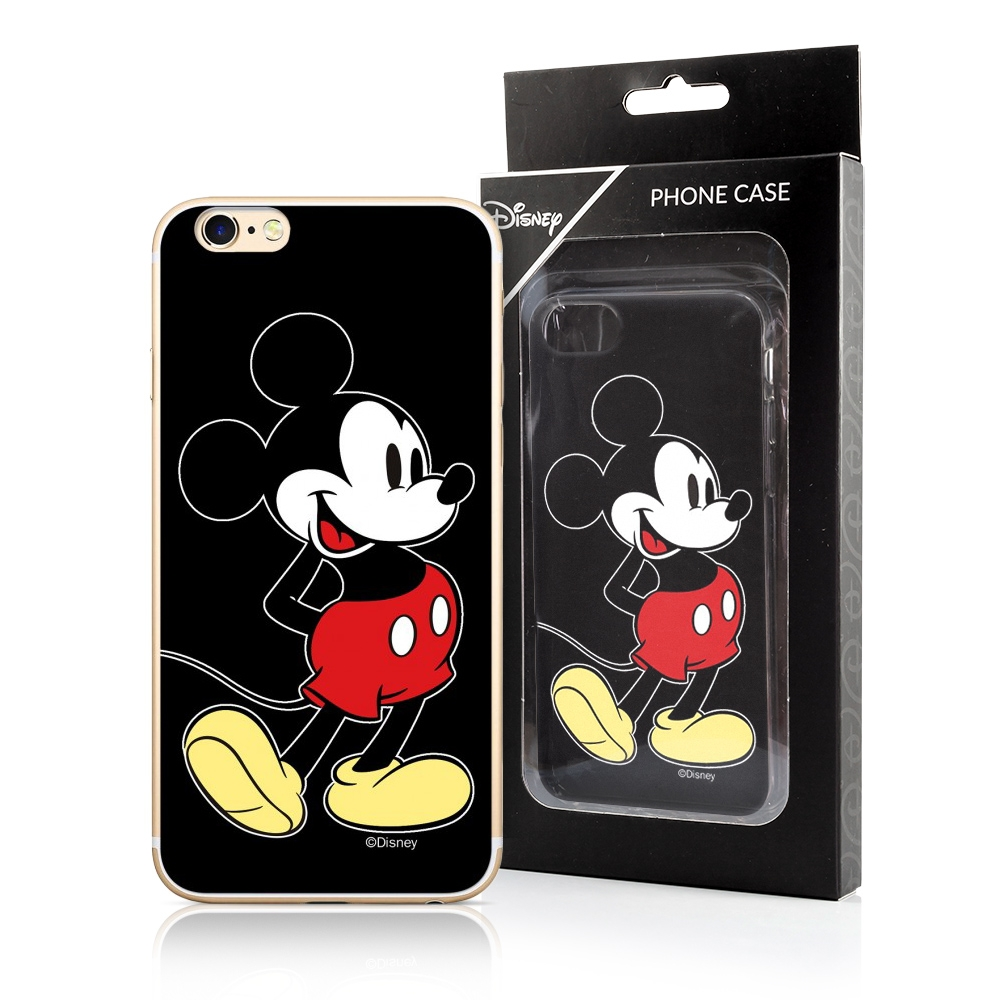 Pouzdro iPhone 6, 6S (4,7) Mickey Mouse vzor 027