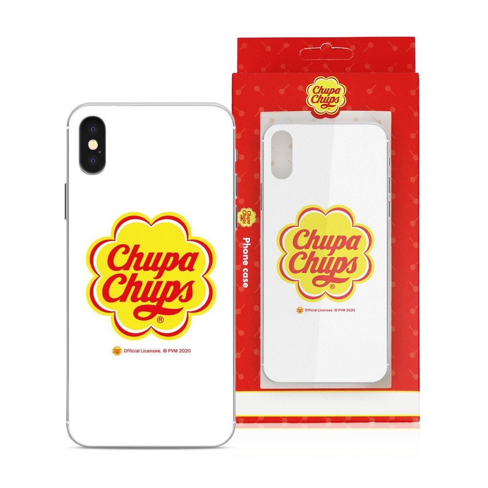 Pouzdro iPhone 7, 8, SE 2020 (4,7) Chupa Chups vzor 001