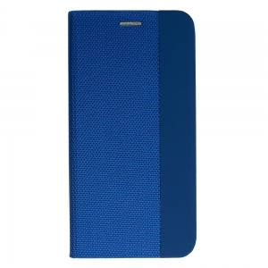 Pouzdro Book Sensitive universal 5,0´´ modrá