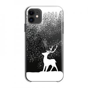 Pouzdro Winter Samsung A202 Galaxy A20e, vzor sob