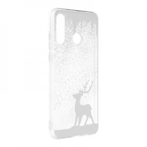 Pouzdro Winter iPhone 7 Plus, 8 Plus (5,5), vzor sob