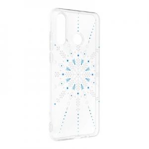Pouzdro Winter iPhone 7 Plus, 8 Plus (5,5), vzor vločka