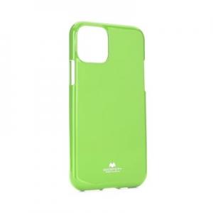 Pouzdro MERCURY Jelly Case iPhone 12 Pro Max (6,7) limetka