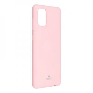 Pouzdro MERCURY Jelly Case iPhone 12 Mini (5,4) světle růžová
