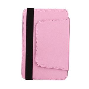 Pouzdro na tablet 10´´ Design, barva světle růžová