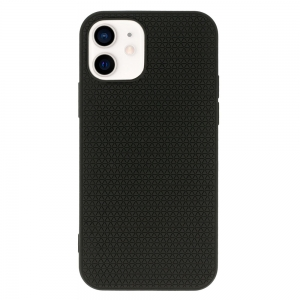 Pouzdro Air Case iPhone 12 Pro Max (6,7), barva černá