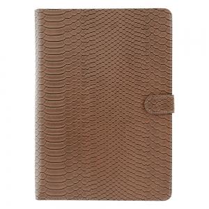 Pouzdro na tablet 10´´ Wild book, barva hnědá