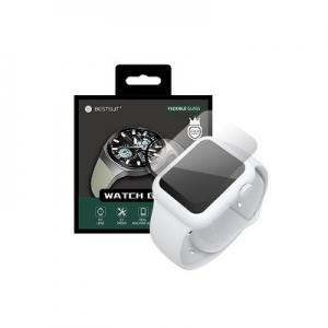 Tvrzené sklo 5D Flexible Apple Watch series 6 - 44mm