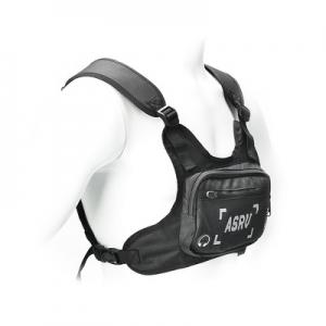Sportovní běžecká taška pro mobilní telefony, velikost 4,5 ´´- 6,5 ´´ , barva černá