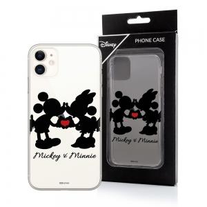 Pouzdro iPhone 12, 12 Pro (6,1) Mickey Mouse, vzor 030