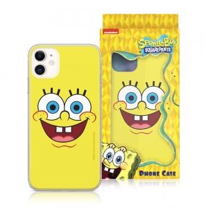 Pouzdro iPhone 7, 8, SE 2020 (4,7) Sponge Bob vzor 007