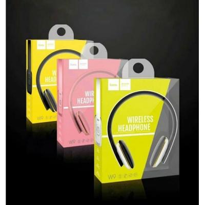 Bluetooth headset HOCO Yinco W9 barva růžová