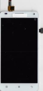Dotyková deska Lenovo S580 + LCD bílá