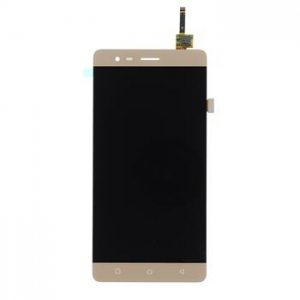 Dotyková deska Lenovo K5 NOTE + LCD zlatá