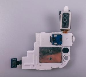 Zvonek (buzzer) Samsung i8260, i8262 Galaxy Core - černá