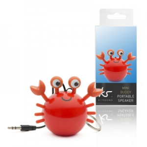 Mini reproduktor MiniBuddy - krab