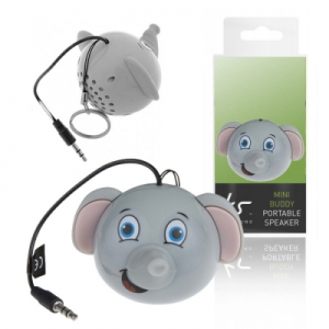 Mini reproduktor MiniBuddy - slon