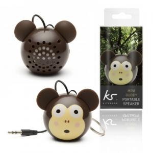 Mini reproduktor MiniBuddy  - opice