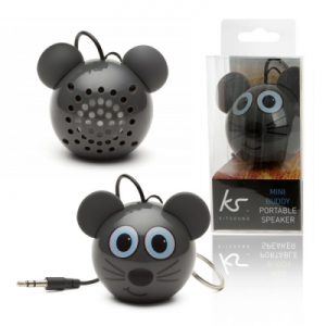 Mini reproduktor MiniBuddy  - myš
