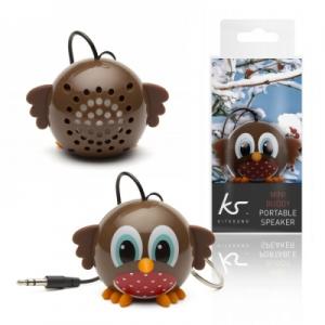 Mini reproduktor MiniBuddy  - pták