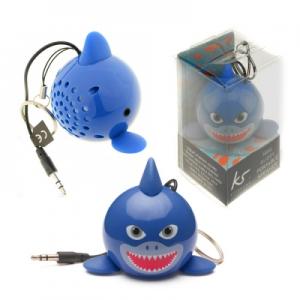 Mini reproduktor MiniBuddy  - žralok