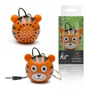 Mini reproduktor MiniBuddy  - tygr