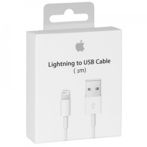 Datový kabel iPhone MD818 1metr (blistr) originál