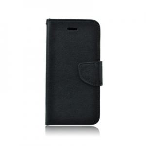 Pouzdro FANCY Diary TelOne Huawei MATE 10 barva černá
